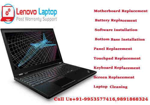 Lenovo Laptop Service Center in Greater Noida