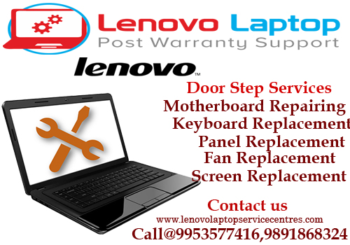 Lenovo Laptop Service Center Lucknow