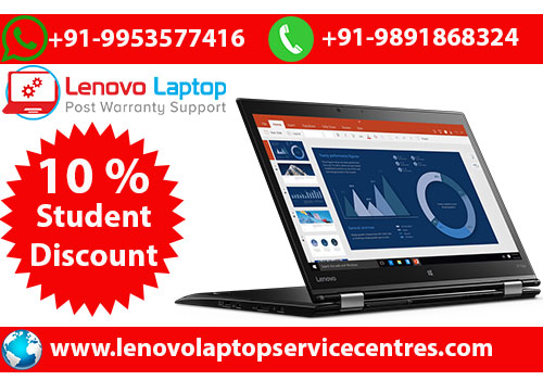 Lenovo Laptop Service Center in Saket